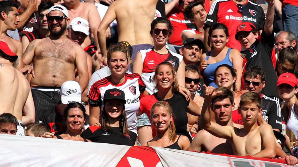 El Coloso, con capacidad para 40 mil personas, lució lleno el domingo pasado (Foto: NOB Oficial)