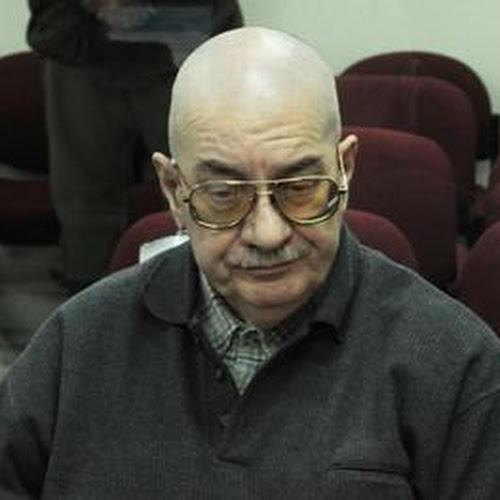 Lofiego en la actualidad, durante una de las audiencias del juicio que lo condenó a prisión perpetua. (represoresrosario.blogspot.com)