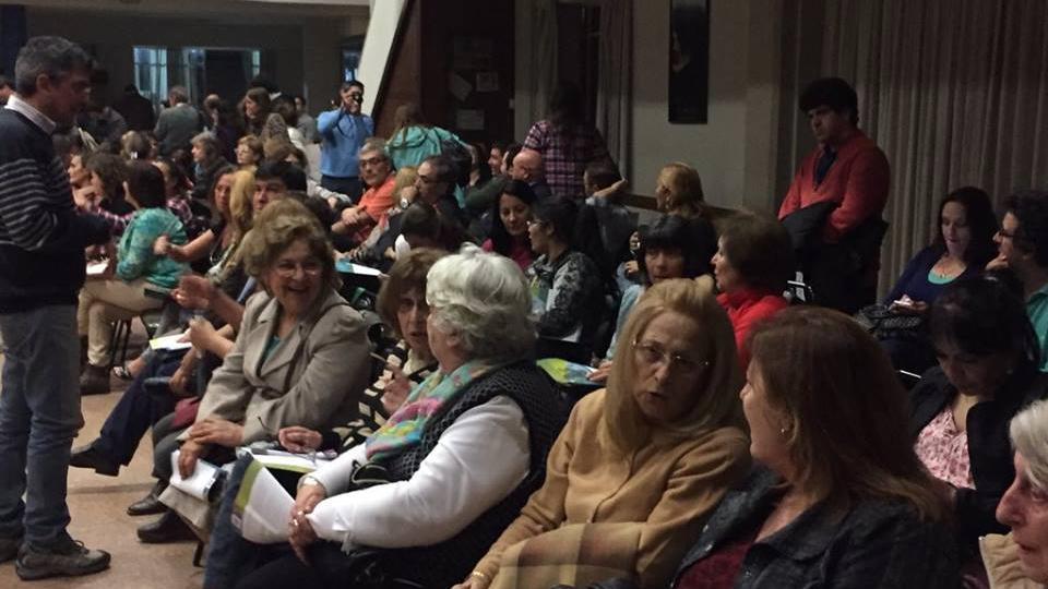 Ya se debatió la próxima ley de educación en varias regiones, con 3500 ciudadanos participando.