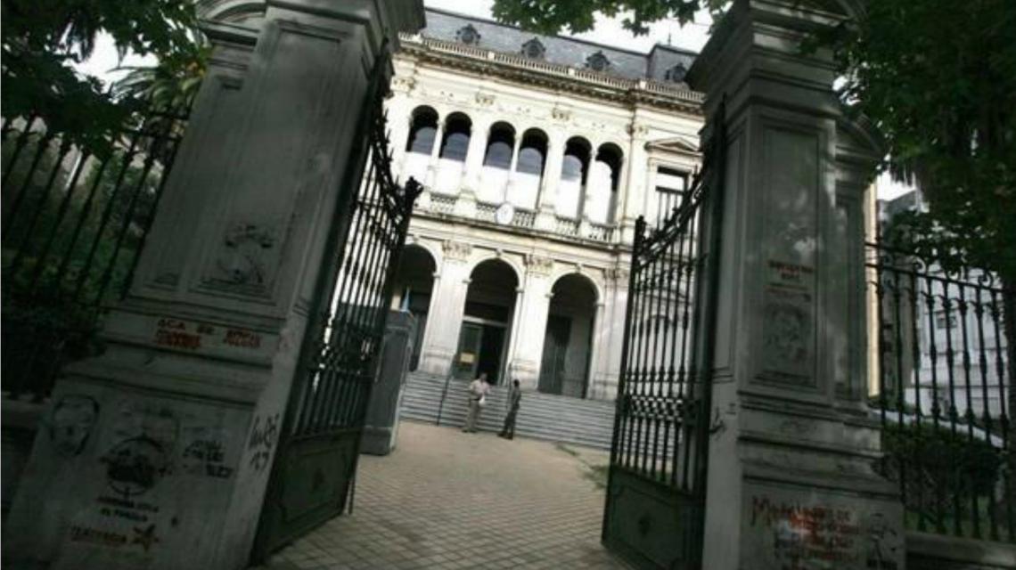 Tribunales federales de Rosario. (Foto: santafe.gov.ar)