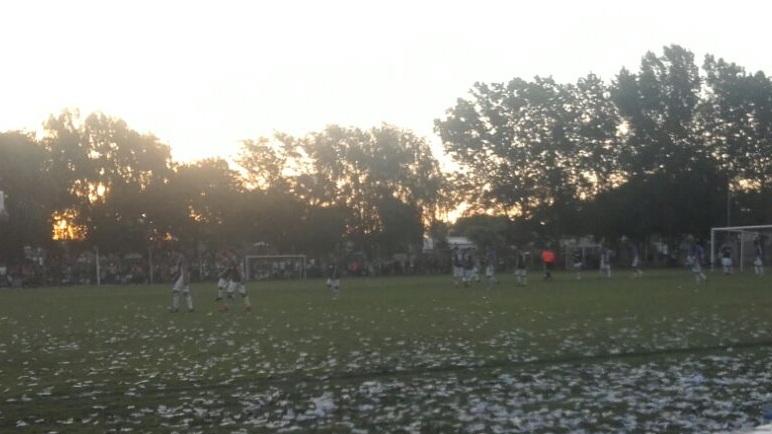 Unión ganó en el Parque. El Tricolor se impuso 2-1 a Belgrano en la semi de ida.