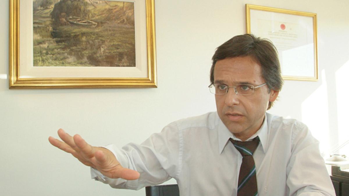 Giuliano fue anfitrión de la primera reunión.
