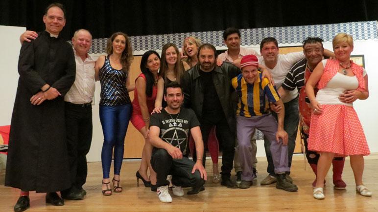 El Teatro Independiente Arteaga hace reír a la región.