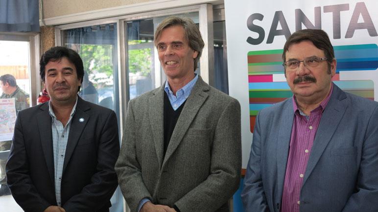 Bagnasco, Seghezzo y Rosconi.