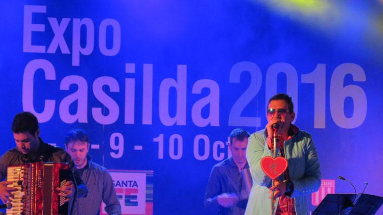 Marcos y un gran cierre de la Expo Casilda.