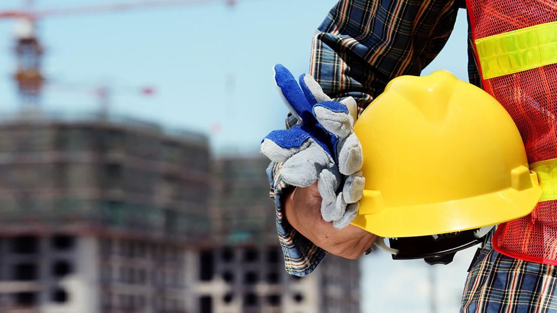 En los últimos cinco años el empleo en la construcción creció un 17%.