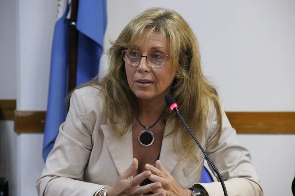 La diputada Giaccone busca que Santa Fe adopte la ley nacional.