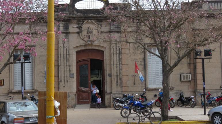 El deceso se produjo en el hospital San Carlos de Casilda.