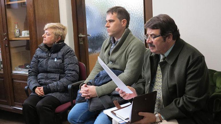 La apertura de sobres para la elaboración del proyecto técnico se realizó en Rosario.