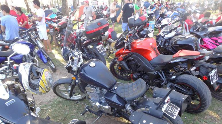 Participarán varias agrupaciones de motos.