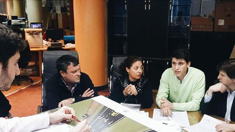 La reunión de funcionarios en Buenos Aires.