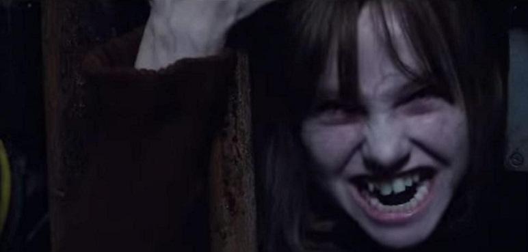 El Conjuro 2, ideal para los fanáticos del terror en el cine.
