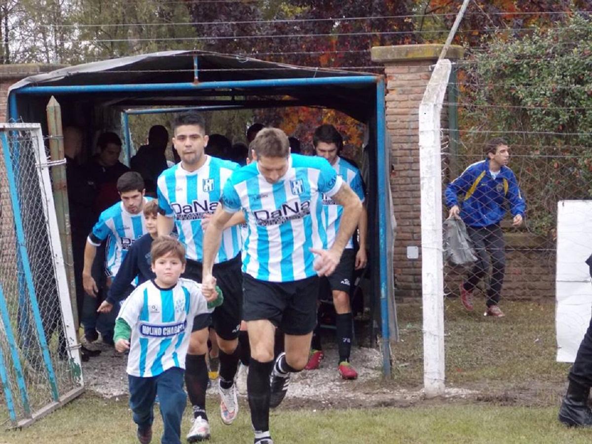 Atlético Chabás espera por volver a salir a la cancha.