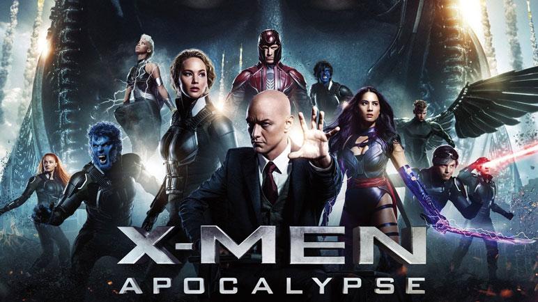 """X-Men Apocalipsis"" se proyecta a las 22."