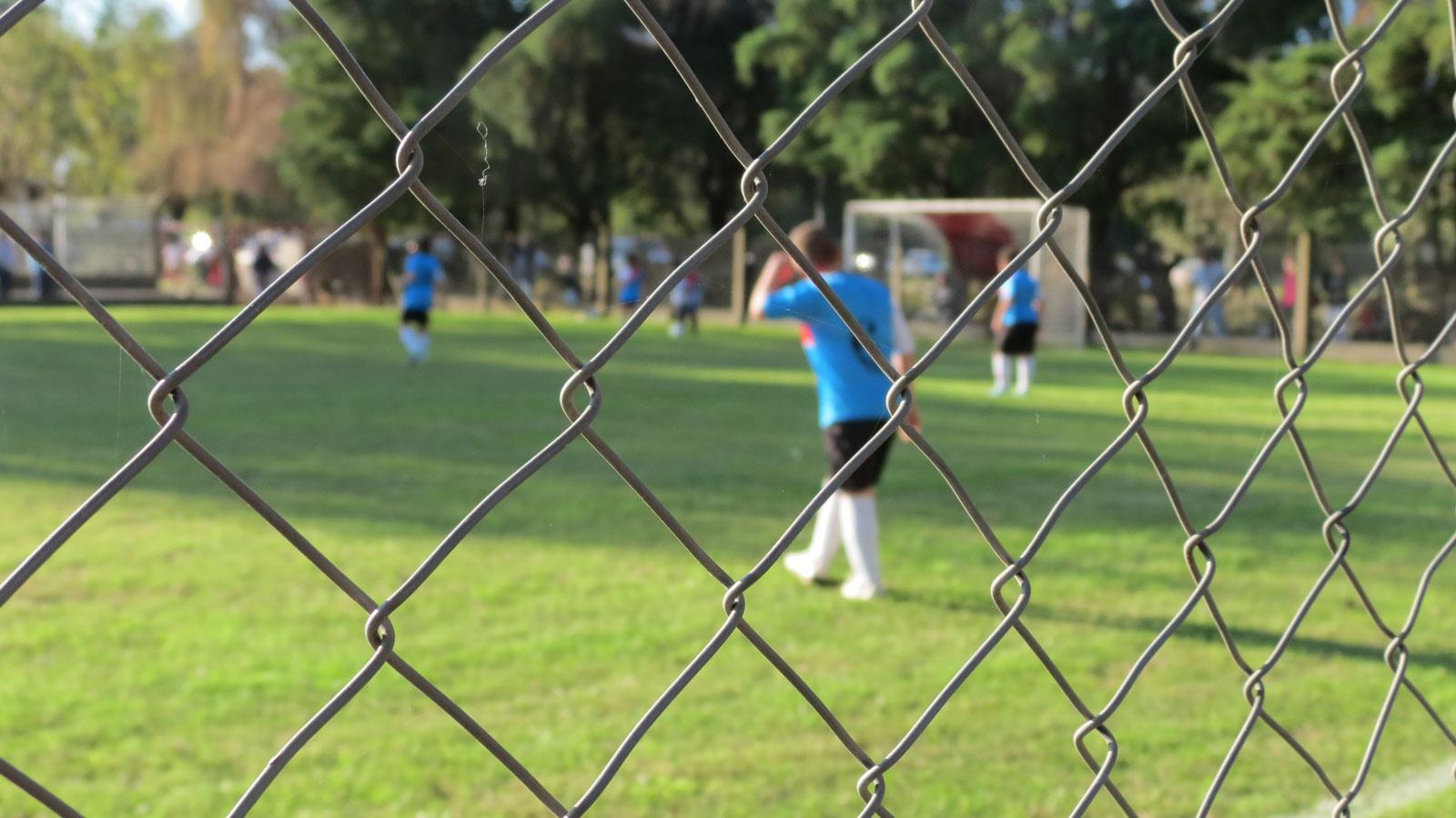 El incidente ocurrió al término de los partidos entre Alumni y Casilda Club