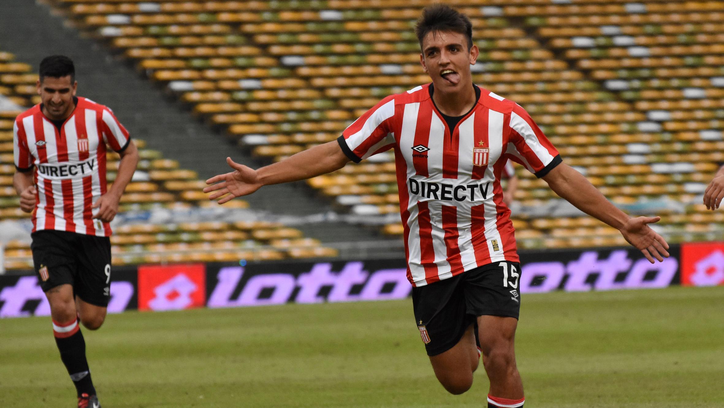 Cavallaro marcó el único gol del partido. (Foto: Télam)