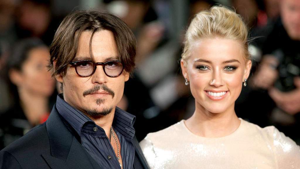 La mujer de Depp lo denunció durante 15 meses por violencia doméstica.