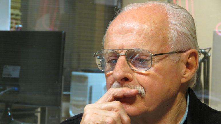 """""""Hay gente que no se puede ralear de las canchas"""", dijo Pozzi en Radio Casilda."""
