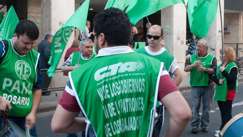 Las dos CTA marcharán a Plaza de Mayo el 2 de junio