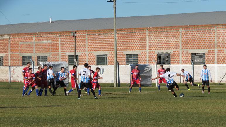 Argentino venía de empatar con Unidos y ganó en Pujato.