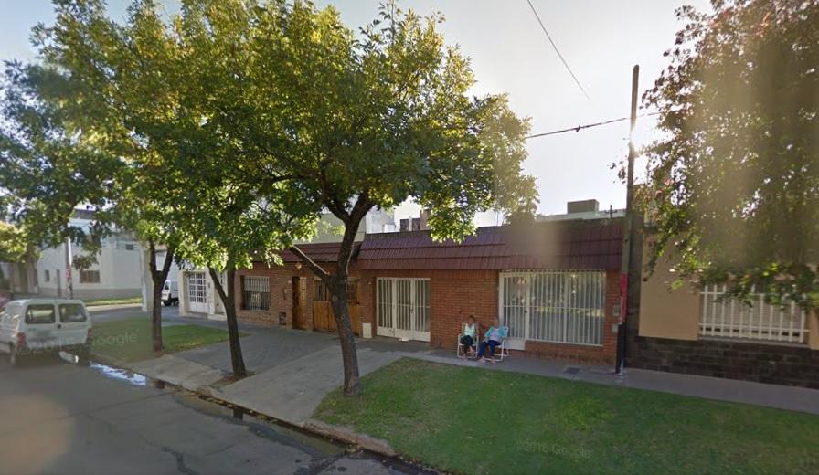 La casa de los Guelbort, en el barrio Villa del Parque, ya no es de puertas abiertas