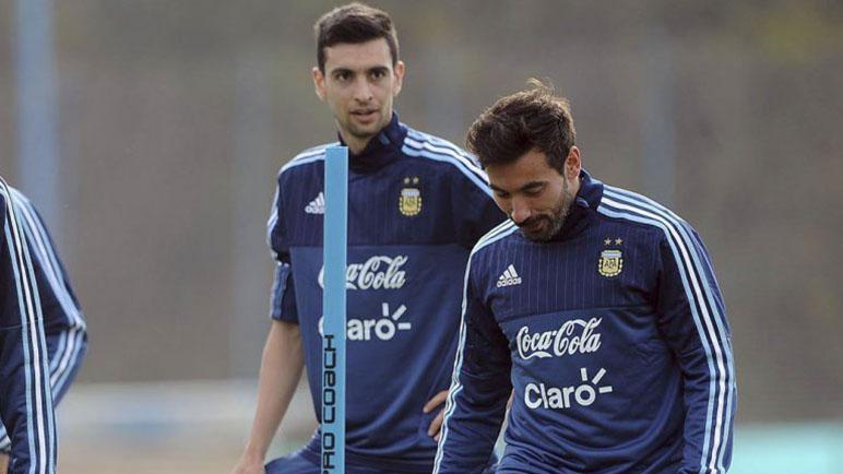 Pastore y Lavezzi, en duda para la Copa.