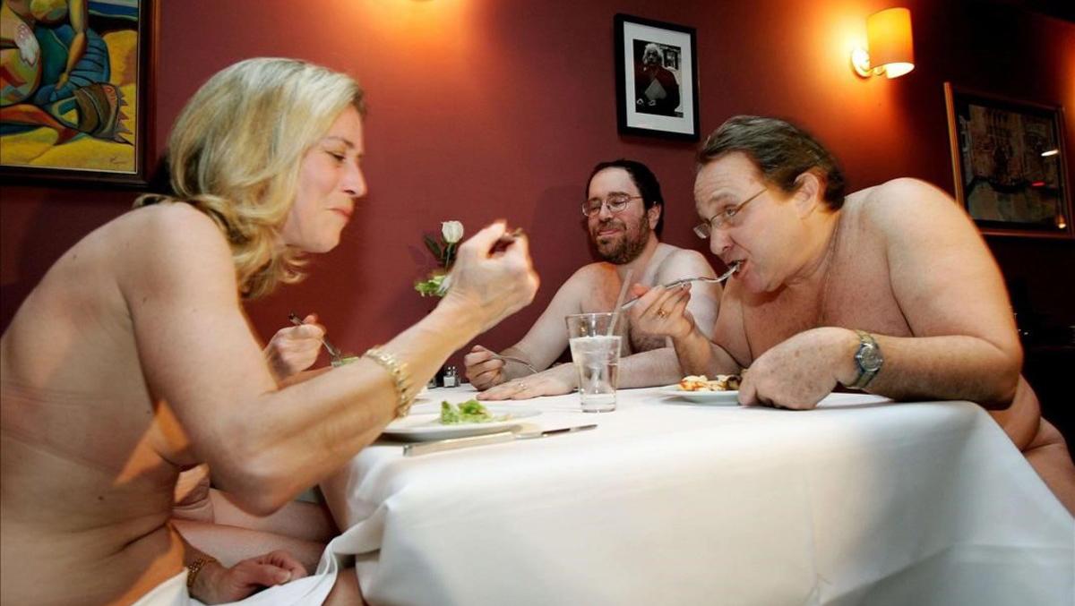 Un restaurante donde se podrá comer sin riesgo de mancharse la ropa.