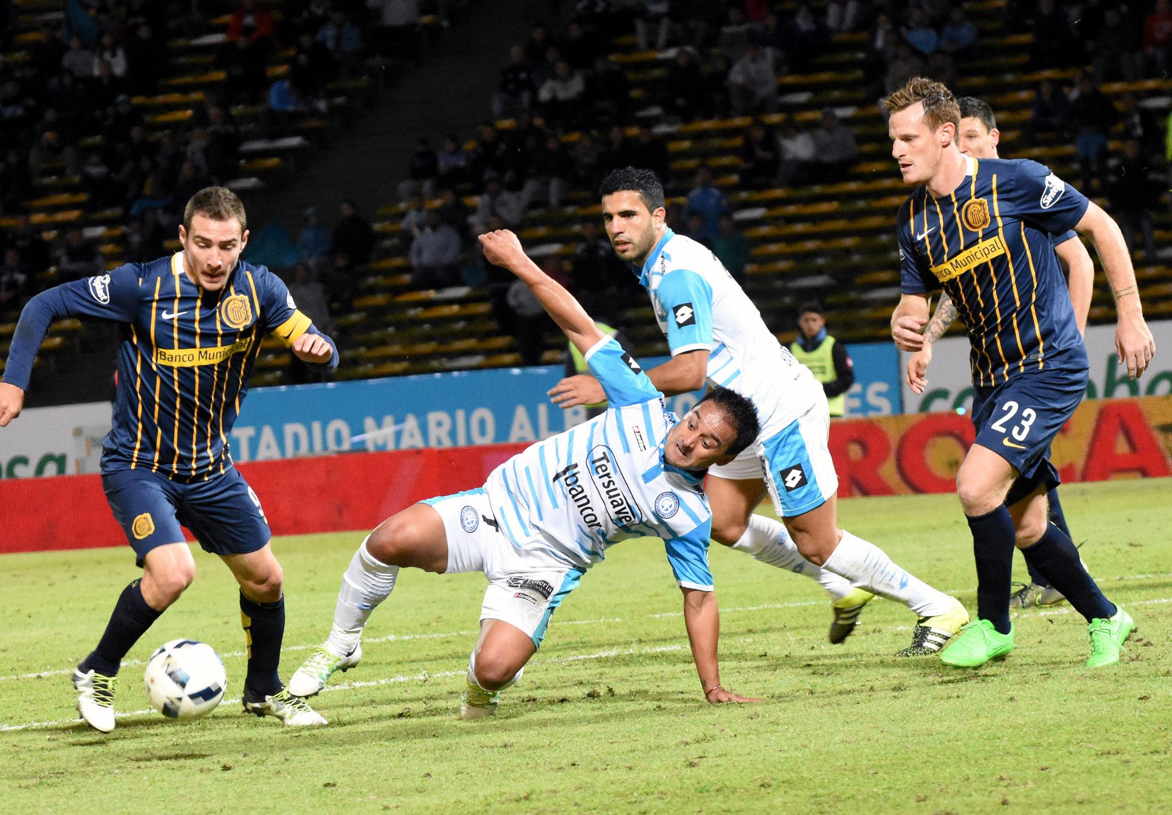 Central, en un flojo partido frente a Belgrano