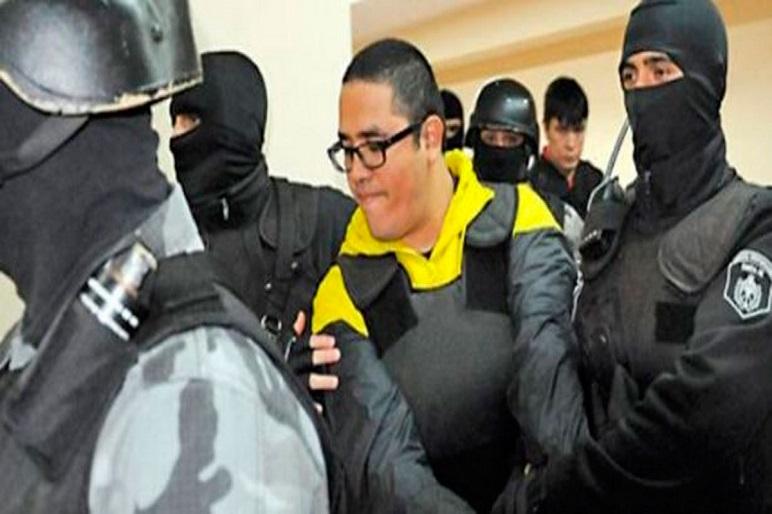 Guille Cantero, sindicado como el líder de la asociación ilícita