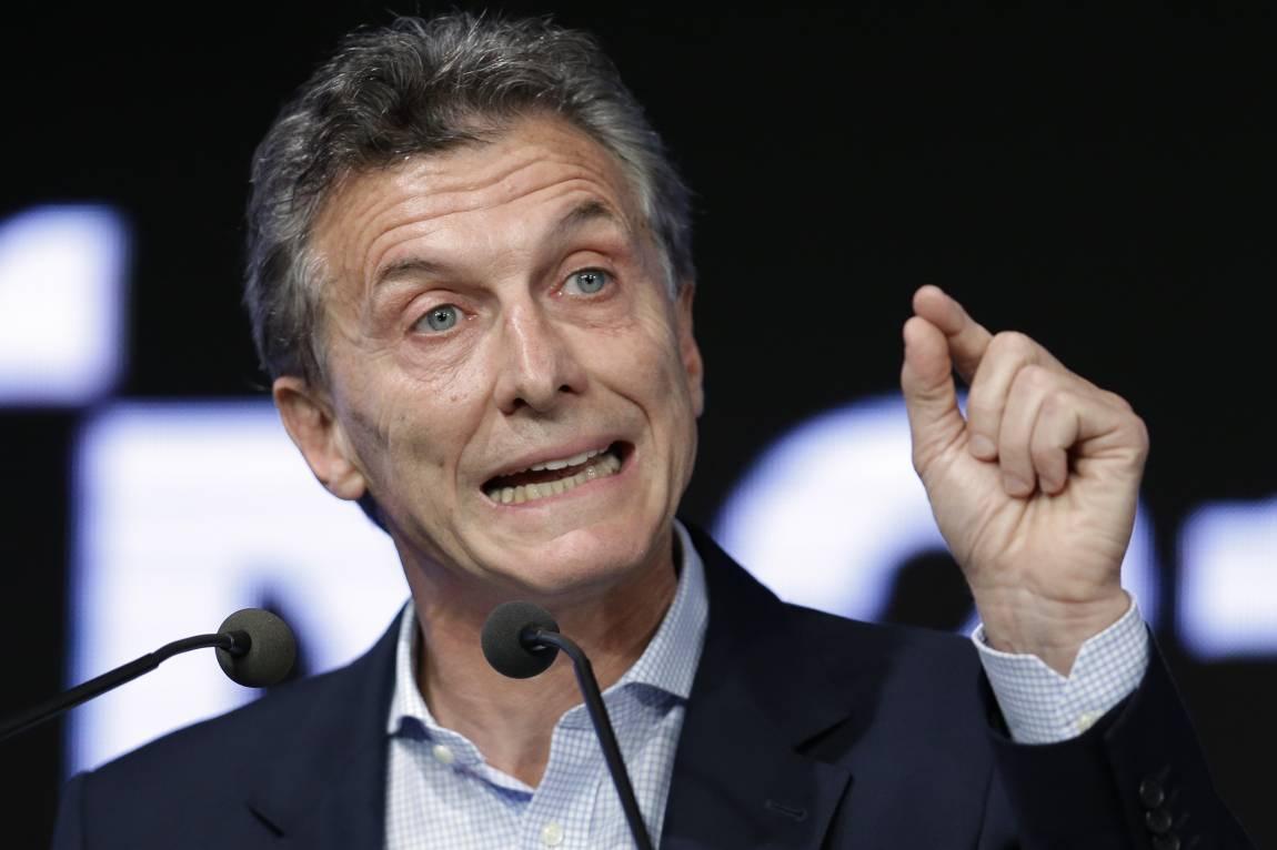 Macri firmará el veto entre este jueves y viernes
