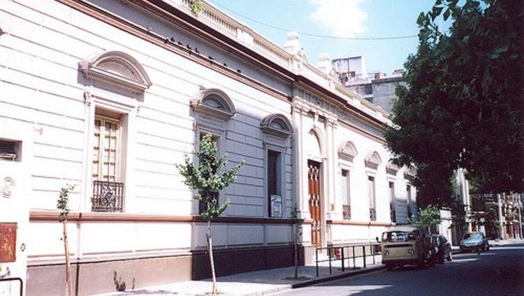 La Técnica 468, en el histórico edificio de 1º de Mayo al 1000.