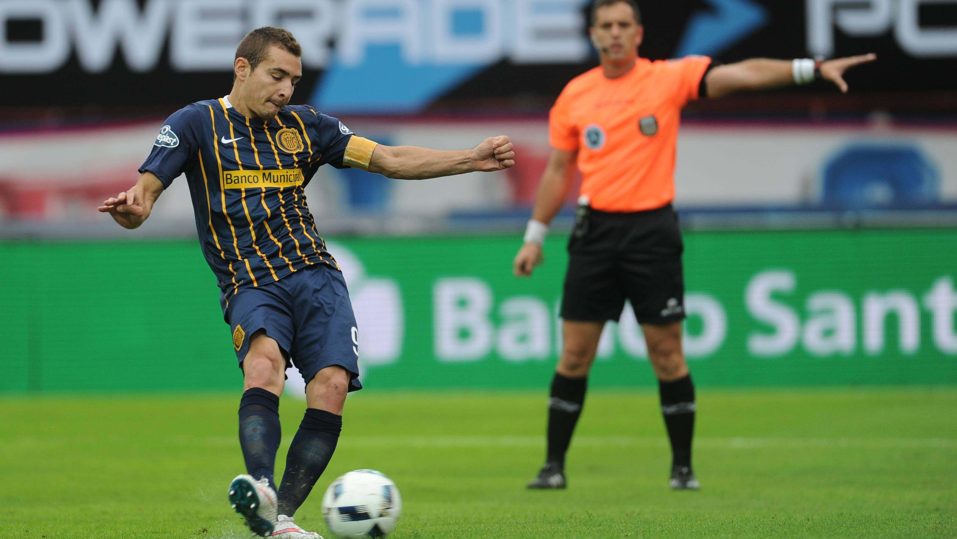 El último gol en el torneo fue convertido por Ruben