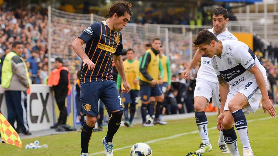Protti tendrá otra chance en el ataque Canaya.