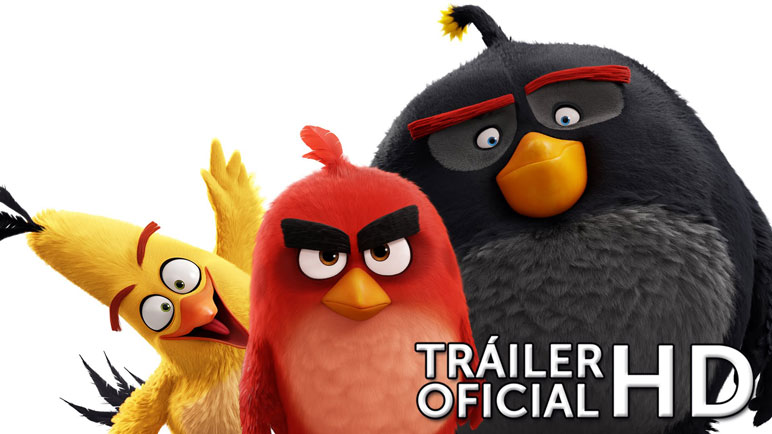 Angry Brids se proyecta a la hora 19.