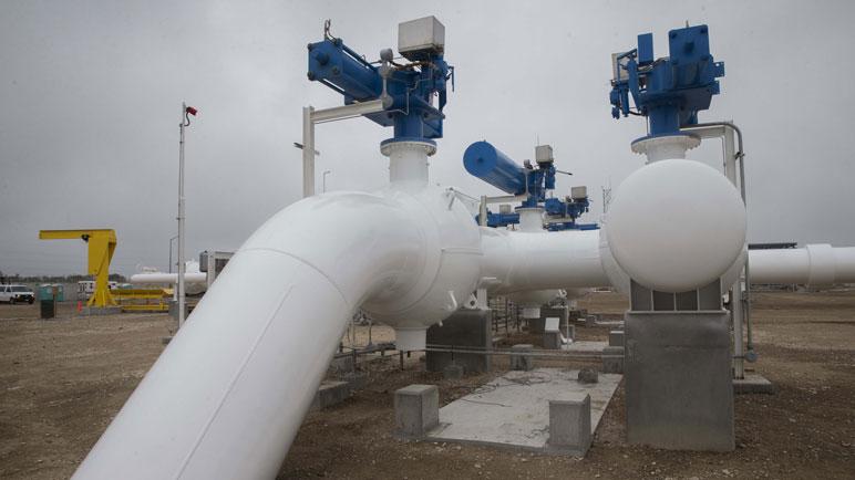 El gasoducto permitiría llevar el servicio a varias localidades.