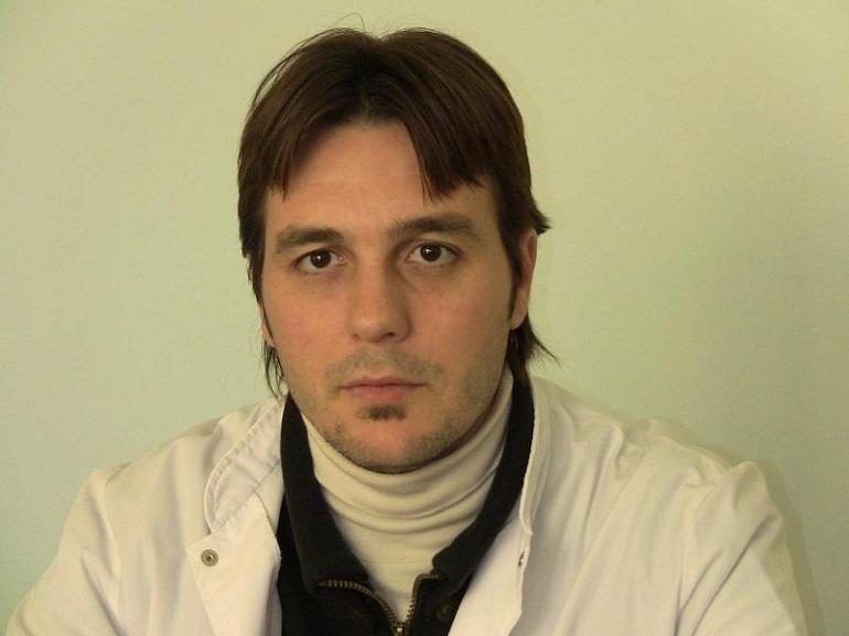 Eduardo Foresi, el director del hospital de Marcos Juárez, se movilizó ante las afecciones en Cruz Alta.