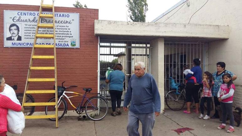 En el centro comunitario 'Eduardo Bracaccini' ya se presta el servicio.