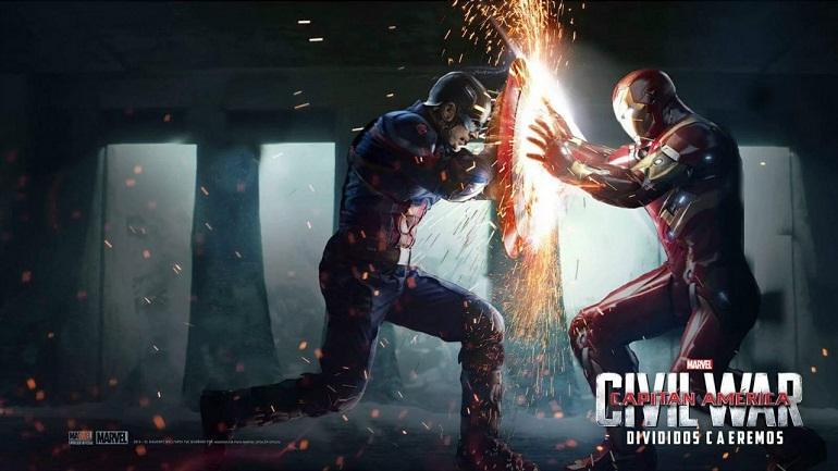 La nueva versión de Capitán América, se ve de viernes a miércoles en el Libertador.