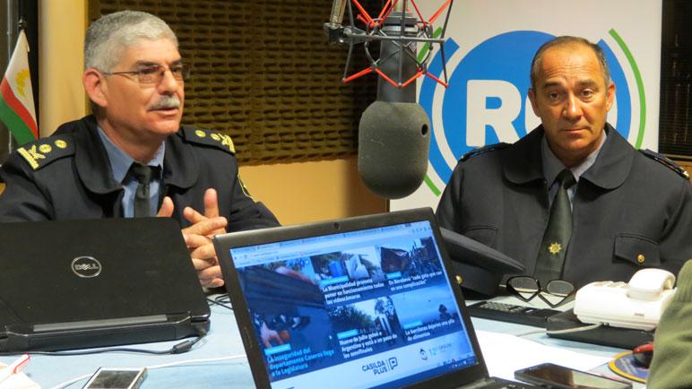 En la semana visitaron los estudios de Radio Casilda.