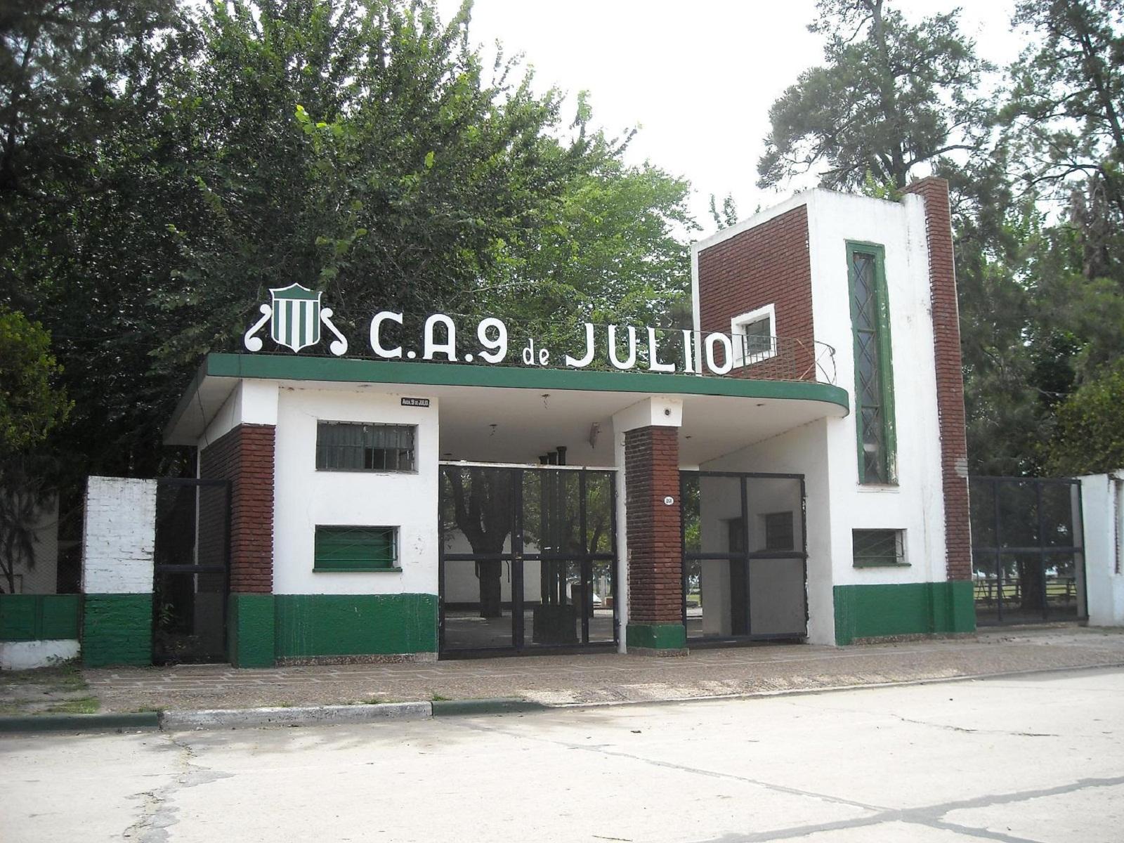 El encuentro se jugó en la casa del Pulgón.