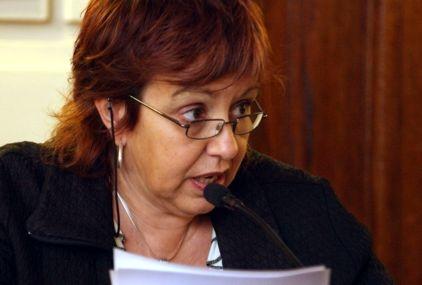 Alicia Gutiérrez habla de naturalización de estos hechos
