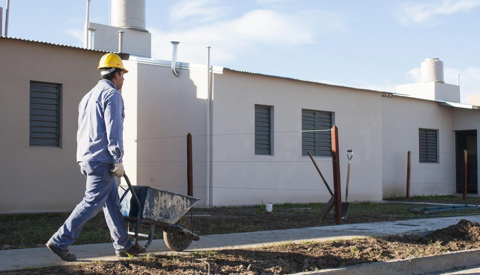 Nación anunció la construcción de 630 viviendas en Rosario