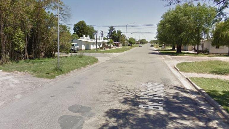En algunos sectores bulevar Villada se encuentra intransitable. Foto ilustrativa.