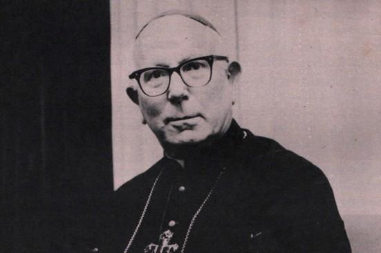 El clérigo rosarino que murió en 1991.