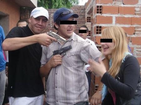 El Quemadito Rodríguez quería hacer pie en los negocios de la barrabrava.
