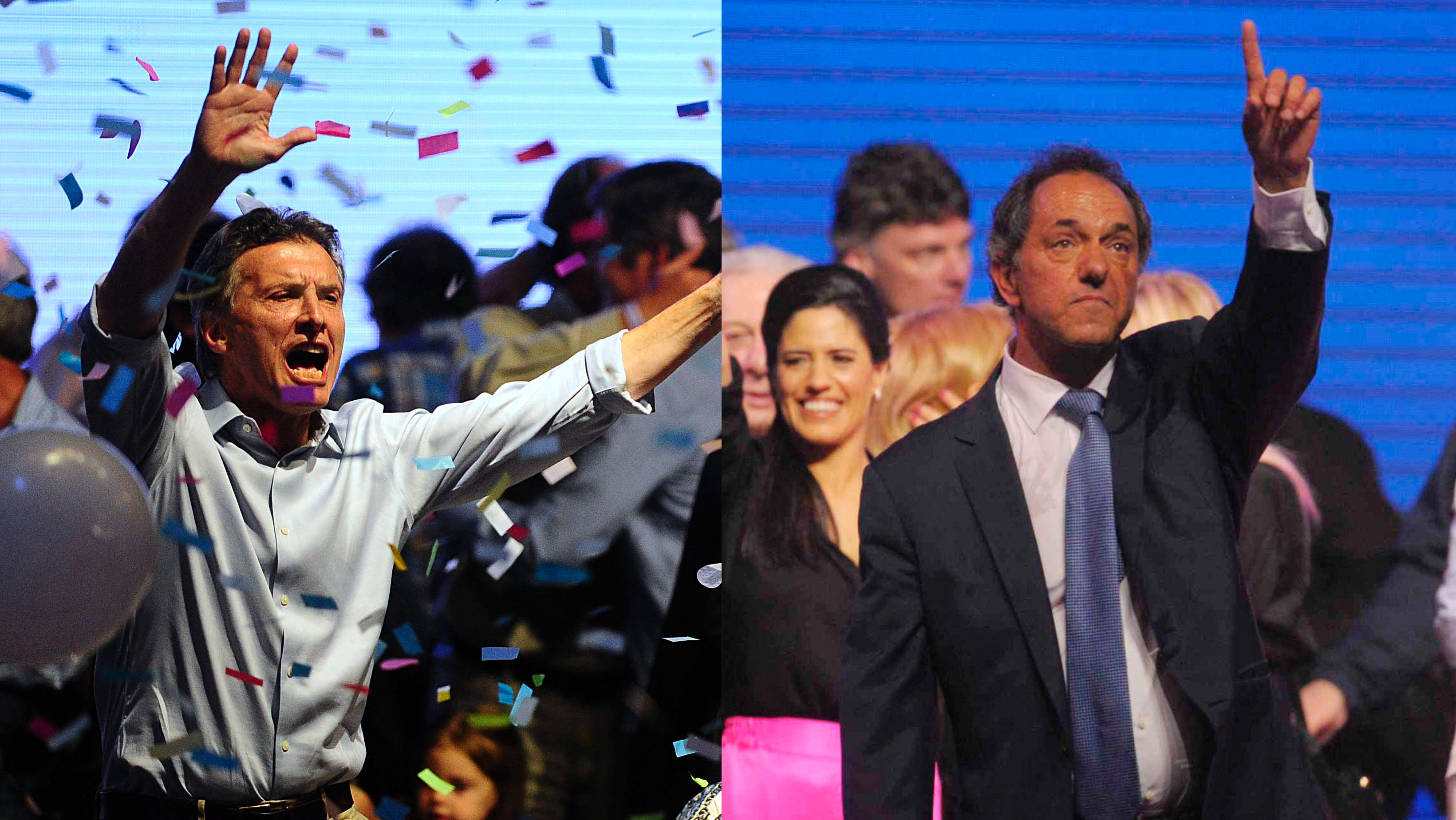 Macri logró una elección que no estaba prevista