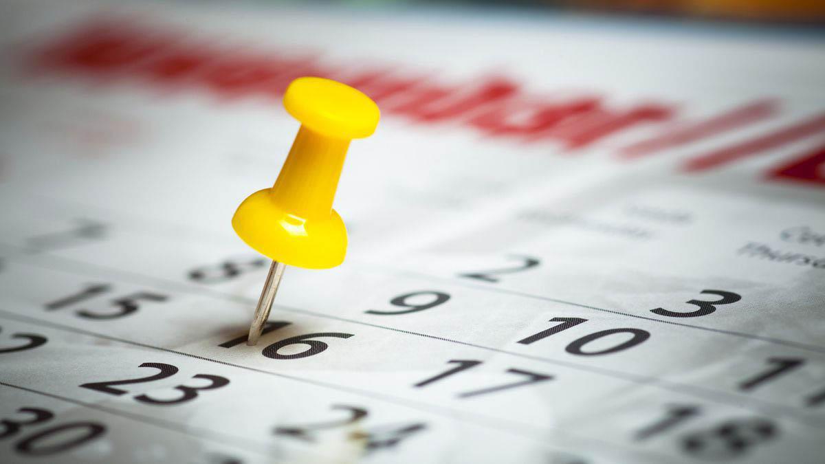 El 2016 tendrá 14 feriados nacionales y 9 fines de semana largos.
