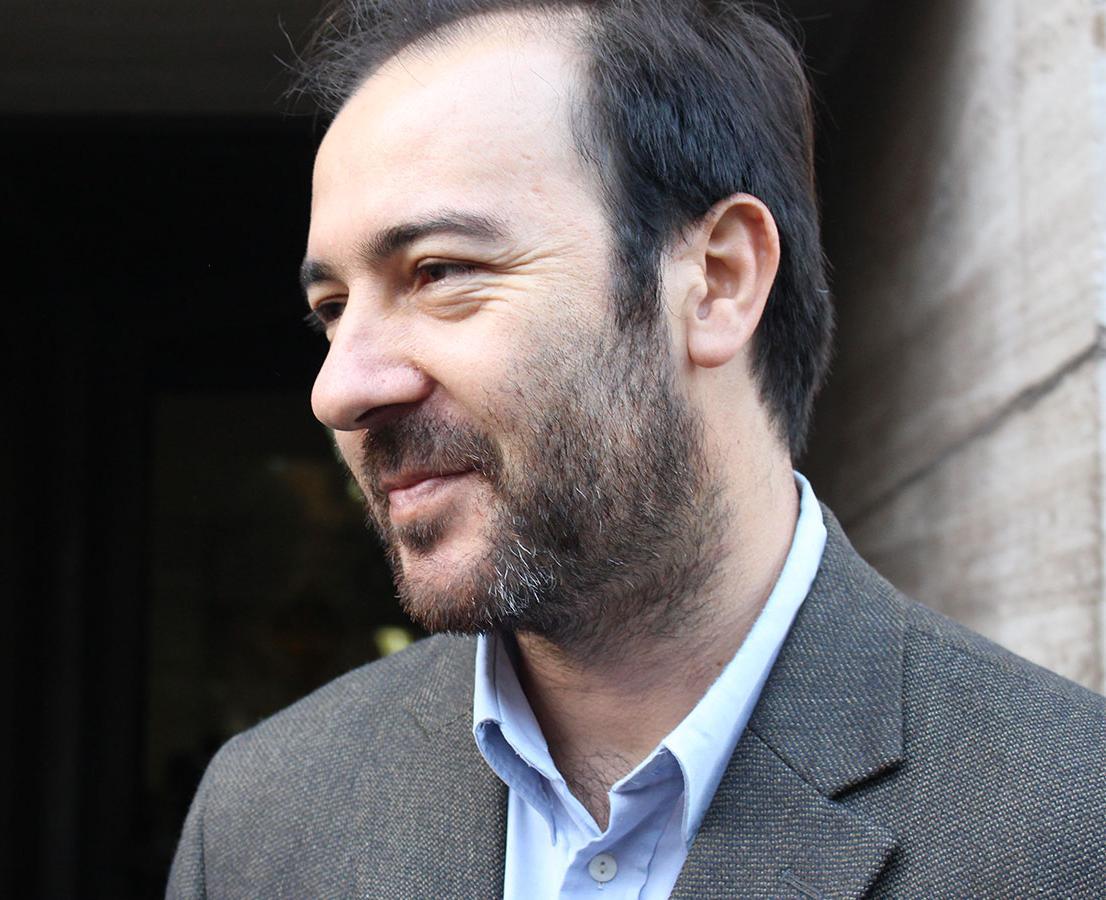 Salvador Vera, abogado de la ONG que se interesó por el caso de la menor.