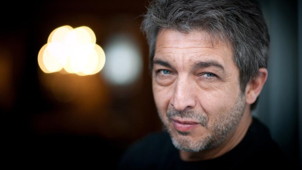 El actor nacional visitó en su casa al crack del Barsa
