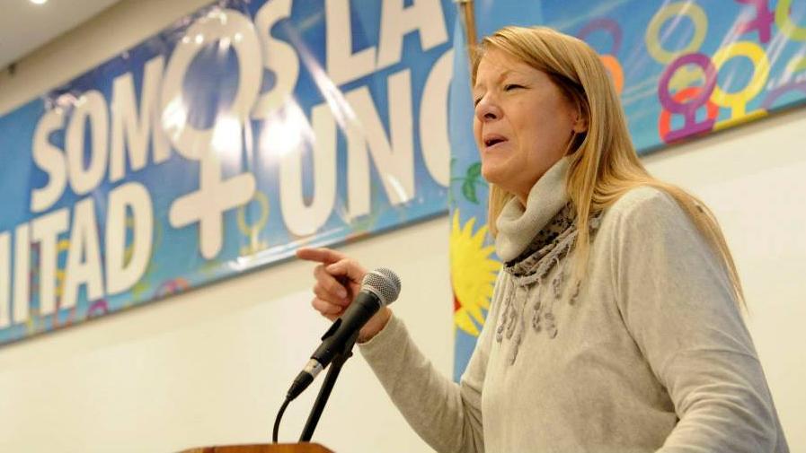 Stolbizer encarará el domingo su primera pelea electoral por la Presidencia.